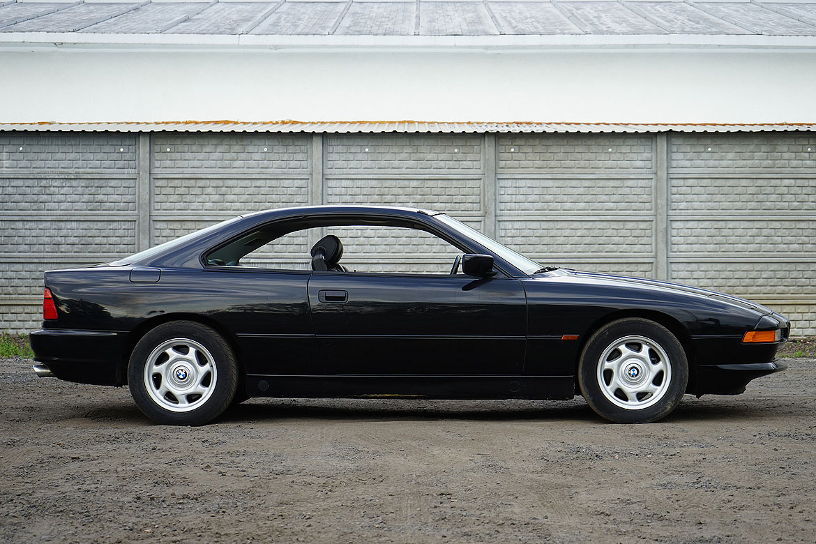 Bmw 840ci E31 1996 Artmet Classic Car Renovation