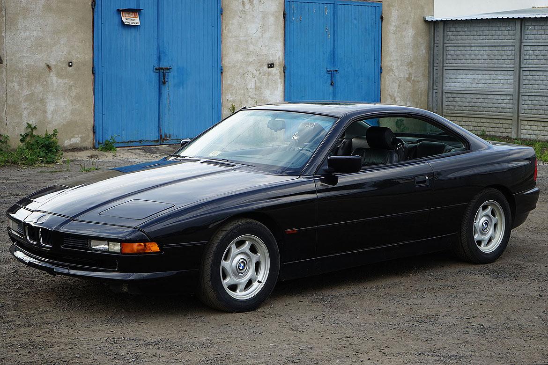 BMW 840Ci E31