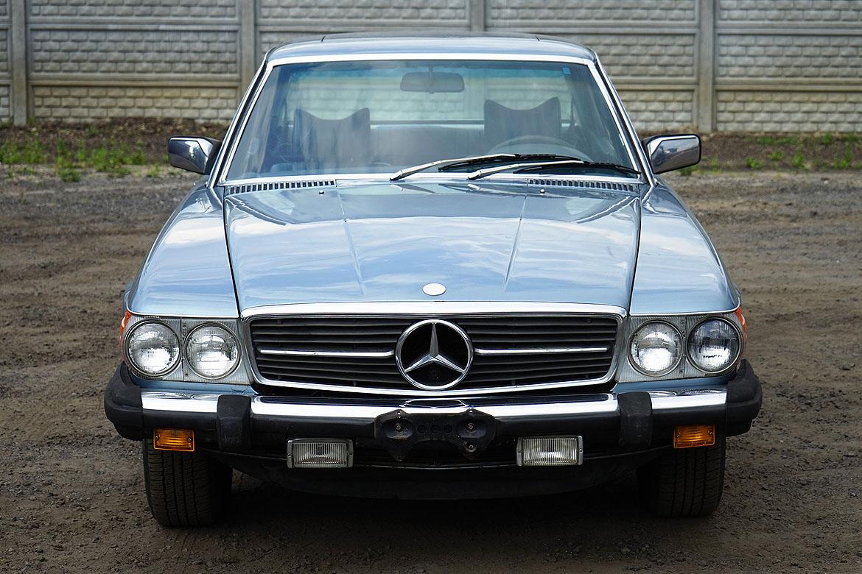 Mercedes 450 SLC C107