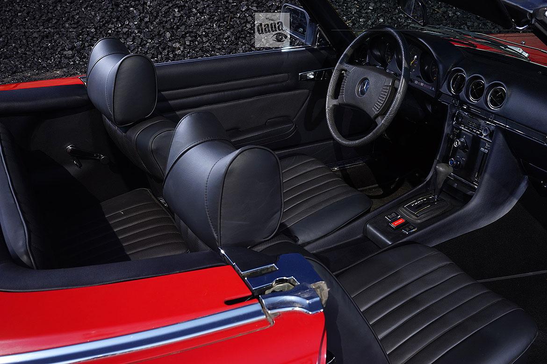 Mercedes-Benz 450 SL R107