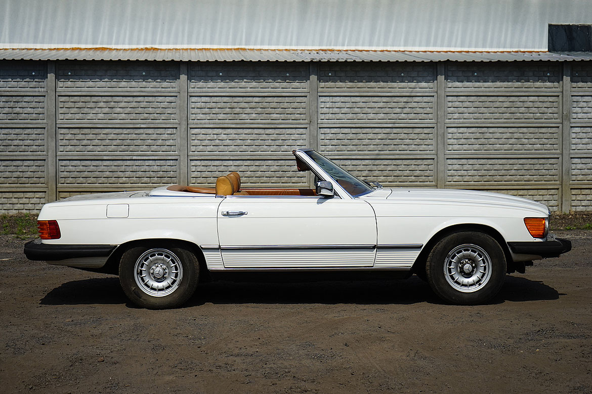 Mercedes-Benz 450 SL R107