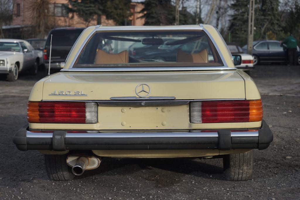 Mercedes 450 SL R107