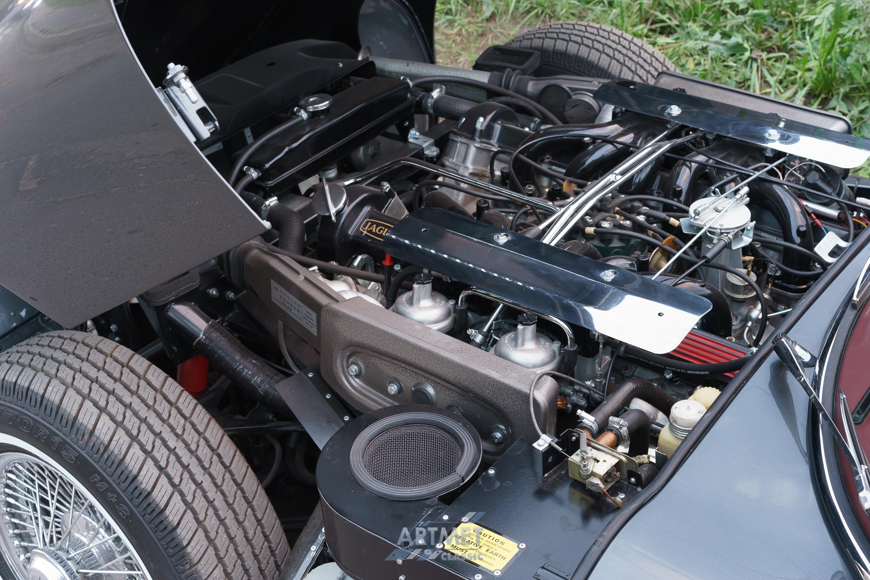 Jaguar E-Type Series III Roadster