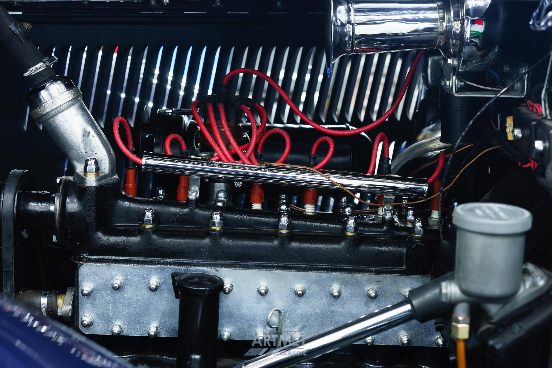 Mercedes-Benz 200 Cabriolet B 1938