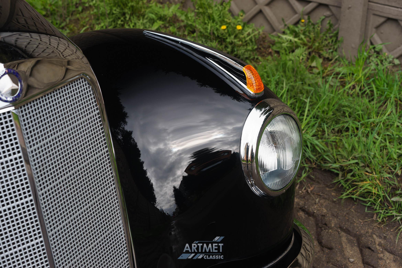 Mercedes-Benz 220 Cabriolet B 1952