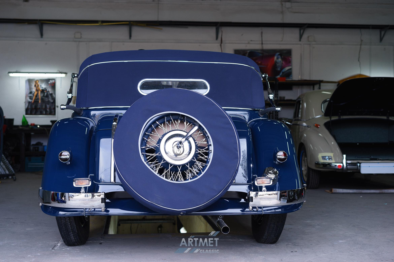 Mercedes-Benz 290 Cabriolet A 1934