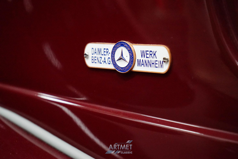 Mercedes-Benz 320 Cabriolet B 1936